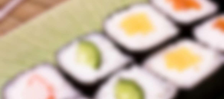 Mackerel / Saba Sushi